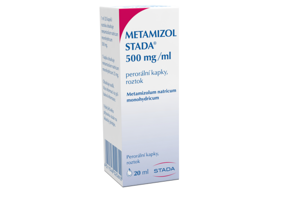 Metamizol STADA 500 mg/ml